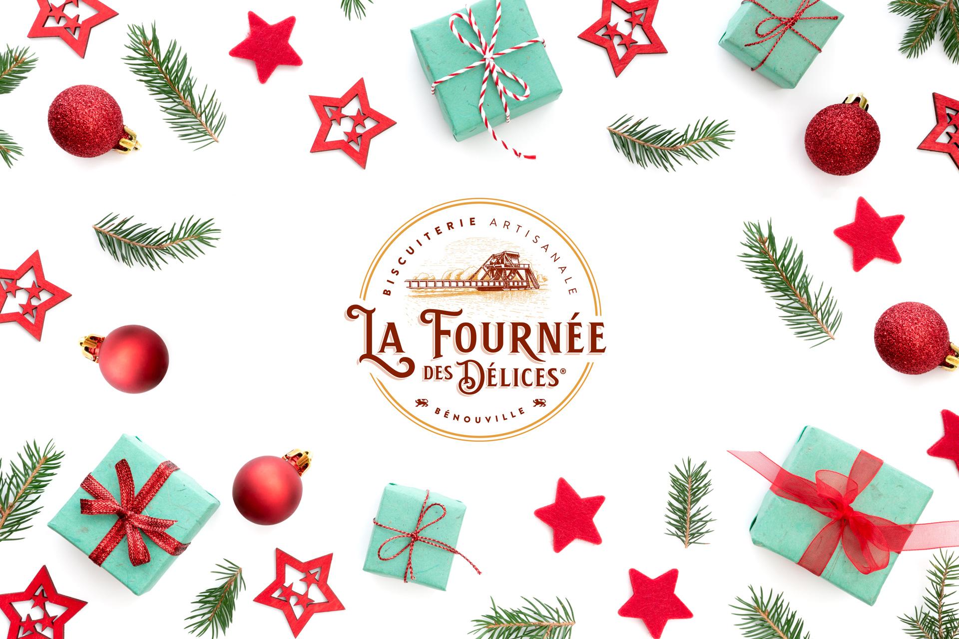 Agenda de Noël La Fournée des délices